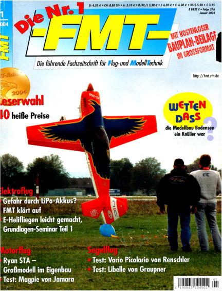 FMT - FLUGMODELL UND TECHNIK December 01, 2003 00:00