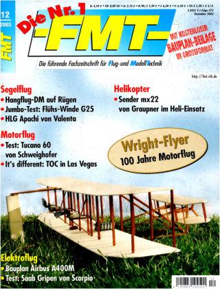 FMT - FLUGMODELL UND TECHNIK 12/2003