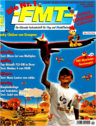 FMT - FLUGMODELL UND TECHNIK 09/2003