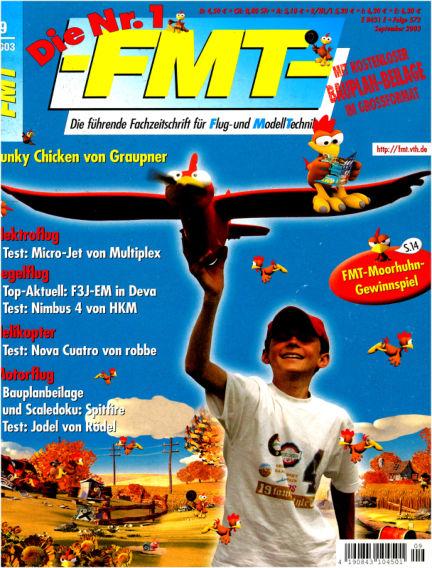 FMT - FLUGMODELL UND TECHNIK August 01, 2003 00:00
