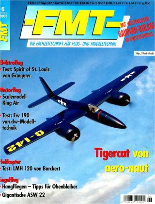 FMT - FLUGMODELL UND TECHNIK 06/2003