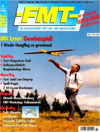 FMT - FLUGMODELL UND TECHNIK 03/2003