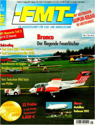 FMT - FLUGMODELL UND TECHNIK 01/2003