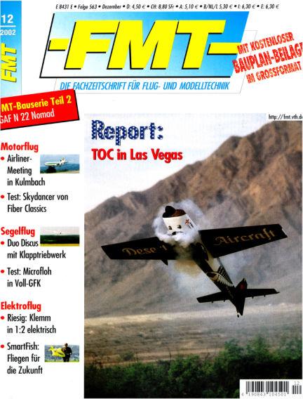 FMT - FLUGMODELL UND TECHNIK November 01, 2002 00:00