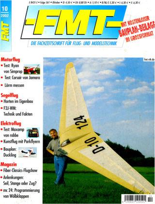 FMT - FLUGMODELL UND TECHNIK 10/2002