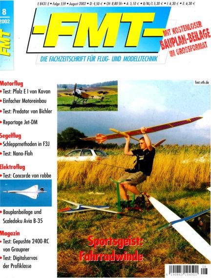 FMT - FLUGMODELL UND TECHNIK July 01, 2002 00:00