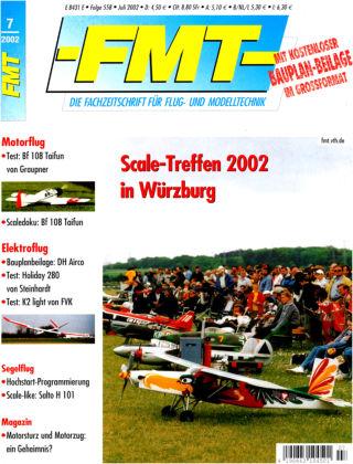 FMT - FLUGMODELL UND TECHNIK 07/2002