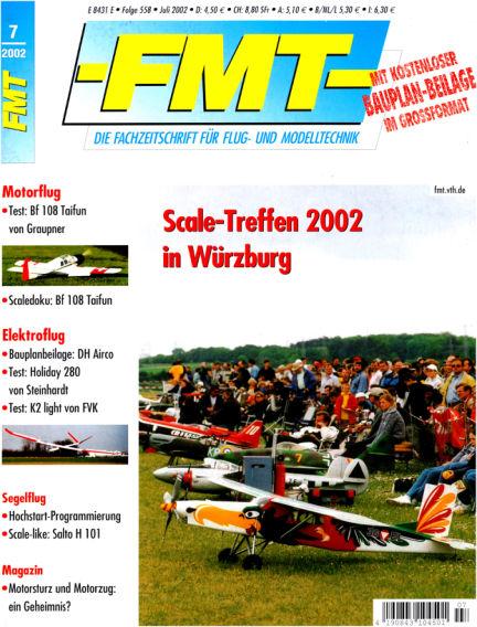 FMT - FLUGMODELL UND TECHNIK June 03, 2002 00:00
