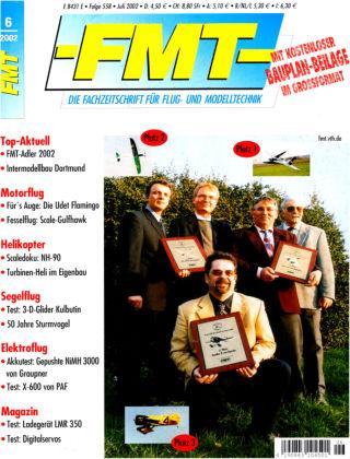 FMT - FLUGMODELL UND TECHNIK 06/2002