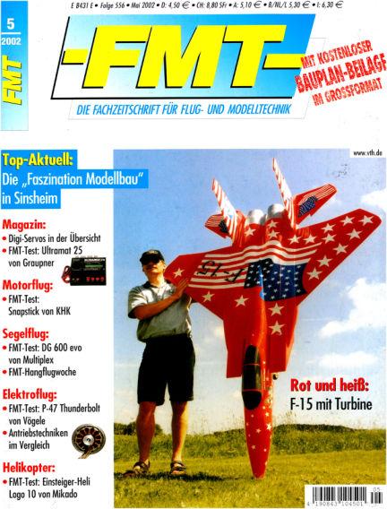 FMT - FLUGMODELL UND TECHNIK April 01, 2002 00:00