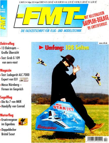 FMT - FLUGMODELL UND TECHNIK March 01, 2002 00:00