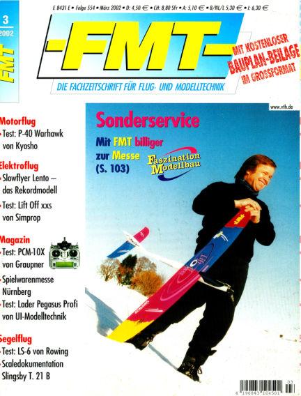 FMT - FLUGMODELL UND TECHNIK February 01, 2002 00:00