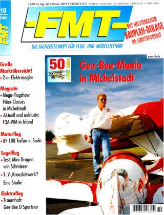 FMT - FLUGMODELL UND TECHNIK 10/2001