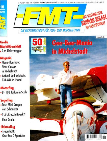 FMT - FLUGMODELL UND TECHNIK September 23, 2001 00:00