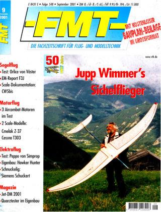 FMT - FLUGMODELL UND TECHNIK 09/2001