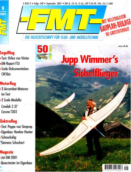 FMT - FLUGMODELL UND TECHNIK August 26, 2001 00:00