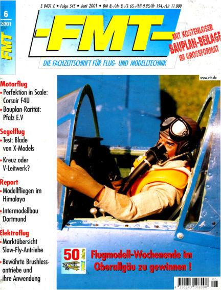 FMT - FLUGMODELL UND TECHNIK May 27, 2001 00:00