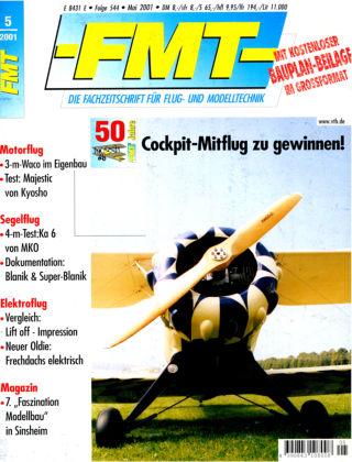 FMT - FLUGMODELL UND TECHNIK 05/2001