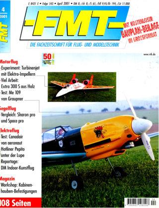 FMT - FLUGMODELL UND TECHNIK 04/2001