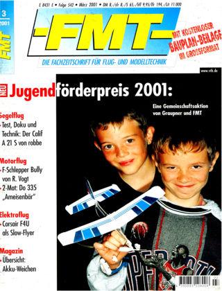 FMT - FLUGMODELL UND TECHNIK 03/2001