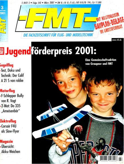 FMT - FLUGMODELL UND TECHNIK February 25, 2001 00:00