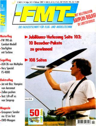 FMT - FLUGMODELL UND TECHNIK 02/2001