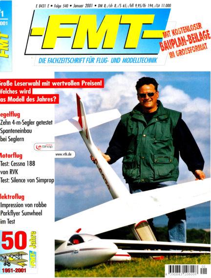 FMT - FLUGMODELL UND TECHNIK December 31, 2000 00:00