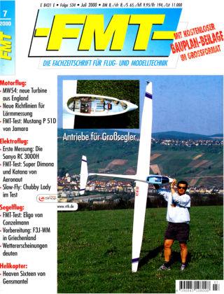 FMT - FLUGMODELL UND TECHNIK 07/2000