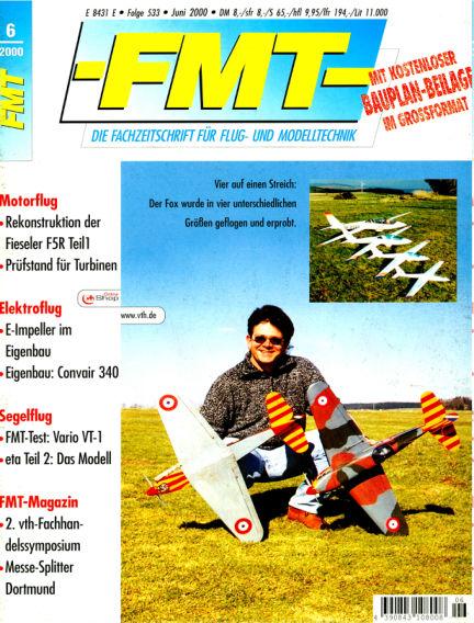 FMT - FLUGMODELL UND TECHNIK May 28, 2000 00:00