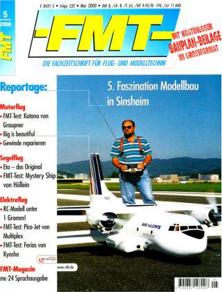 FMT - FLUGMODELL UND TECHNIK 05/2000