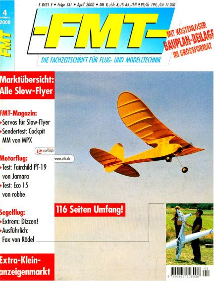 FMT - FLUGMODELL UND TECHNIK March 26, 2000 00:00