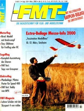 FMT - FLUGMODELL UND TECHNIK 03/2000