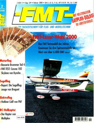 FMT - FLUGMODELL UND TECHNIK 02/2000