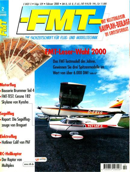 FMT - FLUGMODELL UND TECHNIK January 30, 2000 00:00