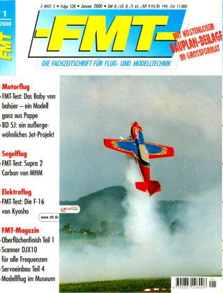 FMT - FLUGMODELL UND TECHNIK 01/2000