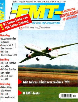 FMT - FLUGMODELL UND TECHNIK 12/1999