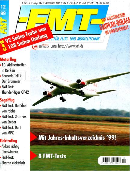 FMT - FLUGMODELL UND TECHNIK November 28, 1999 00:00