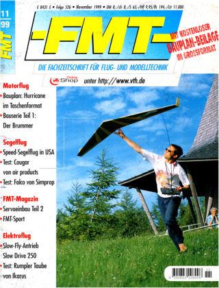 FMT - FLUGMODELL UND TECHNIK 11/1999