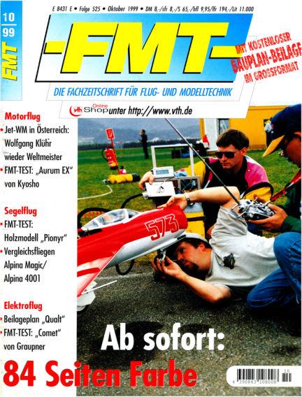 FMT - FLUGMODELL UND TECHNIK September 26, 1999 00:00