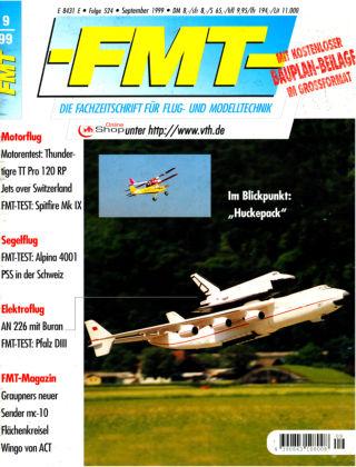 FMT - FLUGMODELL UND TECHNIK 09/1999