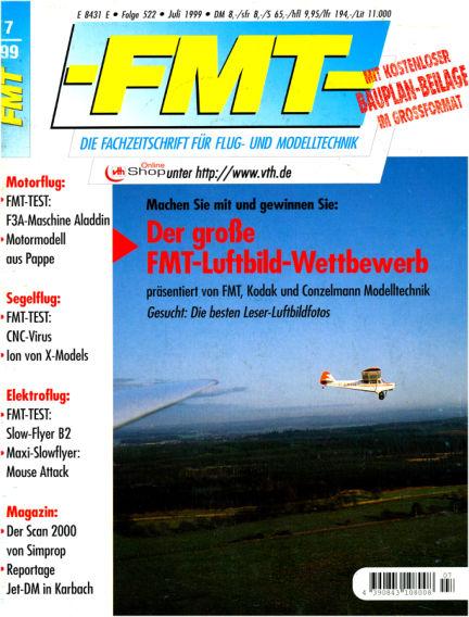 FMT - FLUGMODELL UND TECHNIK June 27, 1999 00:00