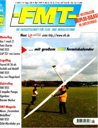 FMT - FLUGMODELL UND TECHNIK 05/1999