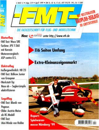 FMT - FLUGMODELL UND TECHNIK 04/1999
