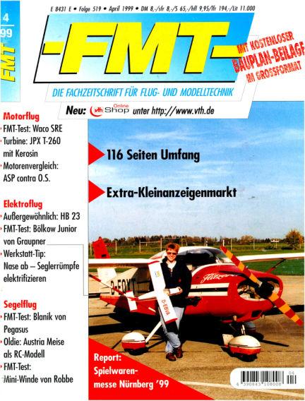 FMT - FLUGMODELL UND TECHNIK March 28, 1999 00:00