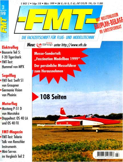 FMT - FLUGMODELL UND TECHNIK February 28, 1999 00:00