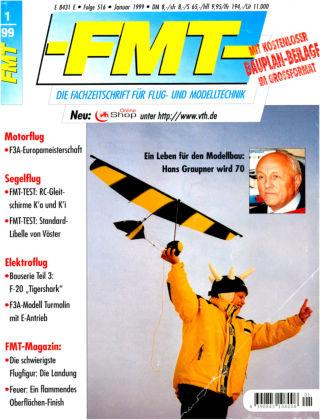 FMT - FLUGMODELL UND TECHNIK 01/1999