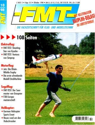 FMT - FLUGMODELL UND TECHNIK 10/1998