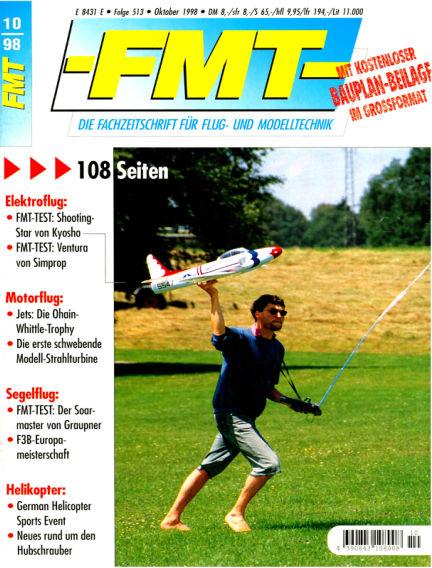 FMT - FLUGMODELL UND TECHNIK September 27, 1998 00:00
