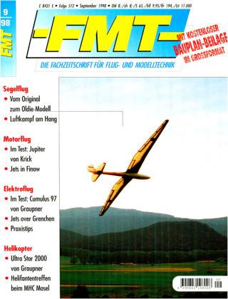 FMT - FLUGMODELL UND TECHNIK 09/1998