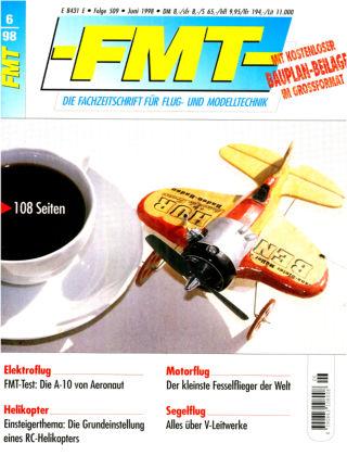 FMT - FLUGMODELL UND TECHNIK 06/1998